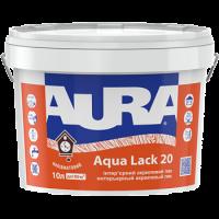 Интерьерный акриловый лак AURA Aqua Lack 20 1 л купить в Будуйка