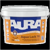 Интерьерный акриловый лак AURA Aqua Lack 70 1 л купить в Будуйка