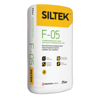 Самовыравнивающаяся смесь для пола Siltek F 05 (Силтек Ф 05) 25 кг купить в Будуйка