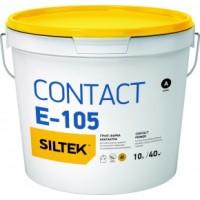 Грунт-краска Siltek E-105 контактная (Силтек Е 105) 10 л купить в Будуйка