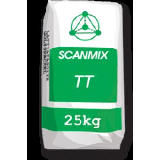Купить Шпаклевка фасадная стартовая 519 SCANMIX TТ GREY (Сканмикс ТТ Грей) 25 кг в интернет магазине Будуйка