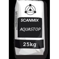 Гидроизоляция 650 SCANMIX AQUASTOP (Сканмикс Аквастоп) 25 кг купить в Будуйка