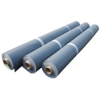 Мембрана ПВХ Logicroof V-RP 1,2мм, 2,10 х 25м, серый купить в Будуйка