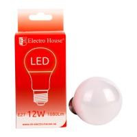 LED лампа E27 12W купить в Будуйка