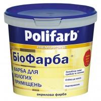 Краска биокраска Polifarb  1.4 кг купить в Будуйка