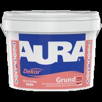 Адгезионная универсальная грунтовка AURA Dekor Grund (Аура Декор Грунт) 10 л купить в Будуйка