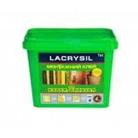 Клей для пробковых и бамбуковых покрытий прозрачный LACRYSIL  1.0 кг купить в Будуйка