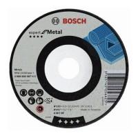 Круг зачистной Bosch D115x6.0x22.2 мм металл купить в Будуйка