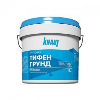 Купить Грунтовка KNAUF Хафтгрунд, (10кг) в интернет магазине Будуйка