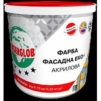 Краска фасадная акриловая Anserglob ЭКО+  4.2 л купить в Будуйка
