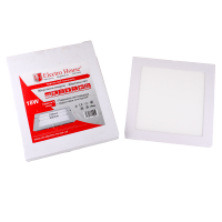 LED панель квадратная 18W 225х225мм купить в Будуйка